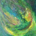 schilderij - met lege handen